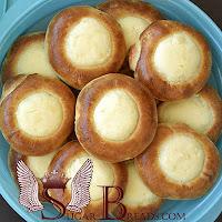 Ρώσικα πιτάκια με γέμιση από γιαούρτι - by https://syntages-faghtwn.blogspot.gr