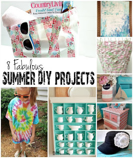 8 Fabulous Summer DIY Projects at DIY beautify