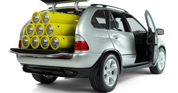 Auto à piles - Hybride