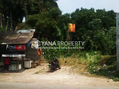 Tanah Kavling Dijual di Palm Indah Bintaro