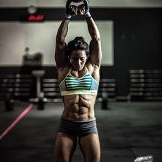 Kettel bell workout