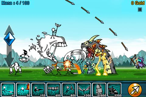 Game Cartoon Wars Gunner Android Cheats No Root
