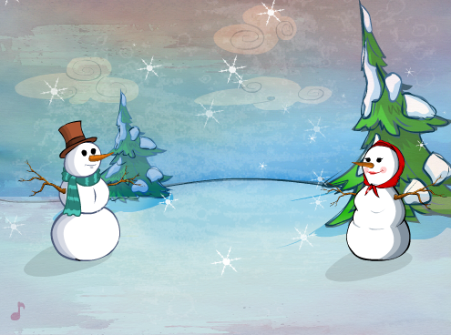 skapa egna julkort gratis