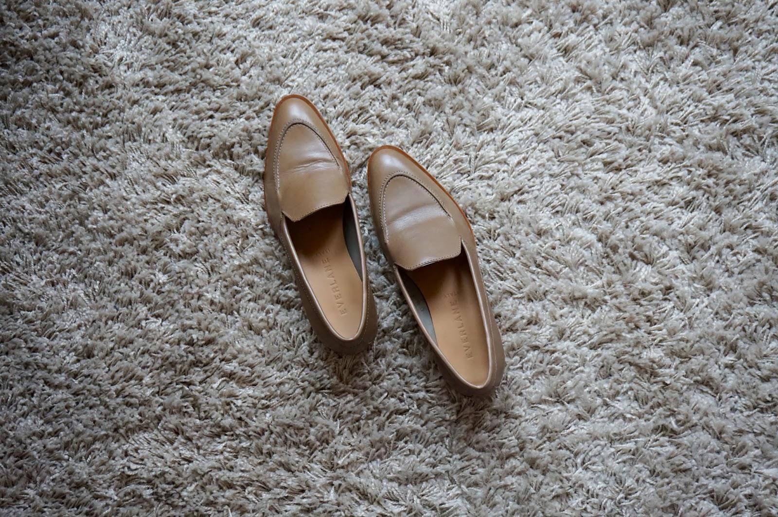 ee60d48fa01 dorigamii  REVIEW  Everlane Modern Loafer