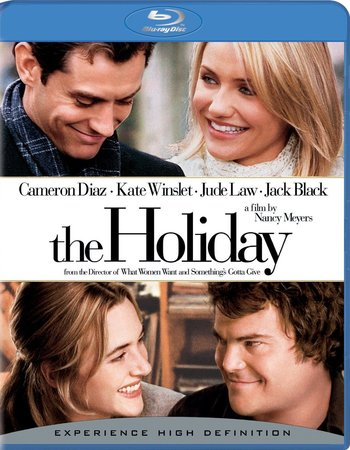 The Holiday (2006) Dual Audio 480p