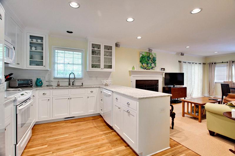 The Granite Gurus Reader S Kitchen Bianco Romano Granite
