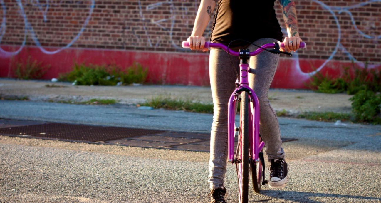 Pink Bike Wallpaper Best Wallpapers Hd Collection