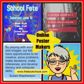the book chook online poster makers
