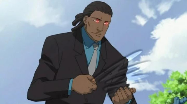 Luc (Darker than Black) - Top Strongest Anime Character Who Wield Power of Wind/Air