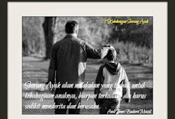 Kata Kata Bijak Ayah Untuk Anak Laki Laki
