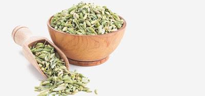 manfaat biji adas fennel seed untuk menurunkan berat badan