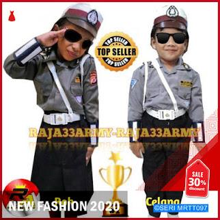 MRTT097B49 Baju Profesi Anak Polwan Keren BMGShop