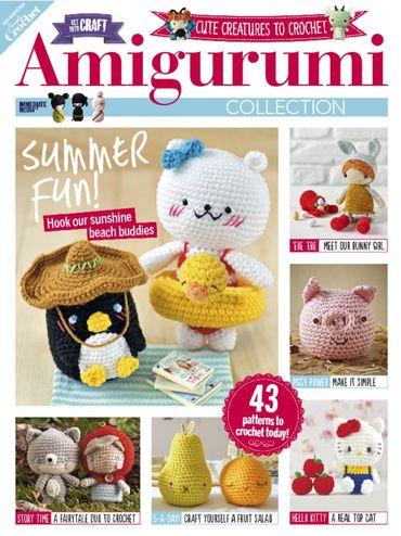Annemaries Haakblog Simply Crochet Amigurumi Collection