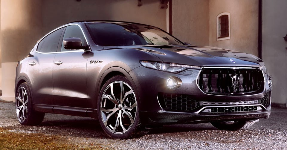Novitec's First SUV Is A 500-Horsepower Maserati Levante [w/Video]
