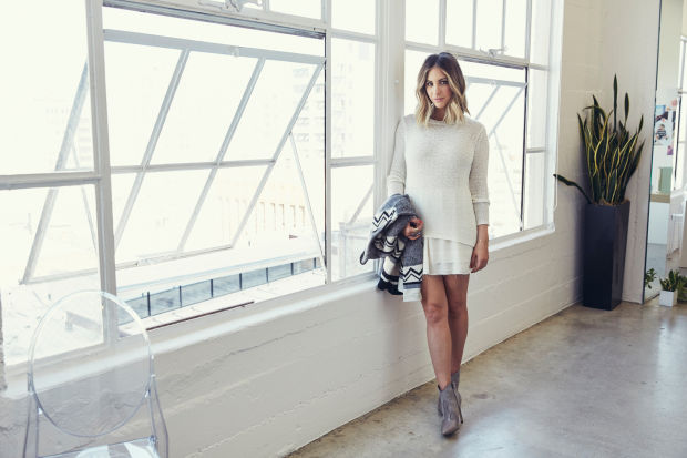 Cupcakes And Cashmere Clothing Line Launches At Nordstrom