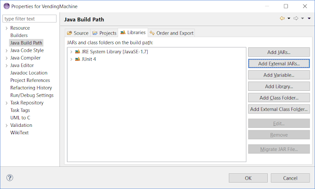 How to add JAR file in Eclipse Project Build path