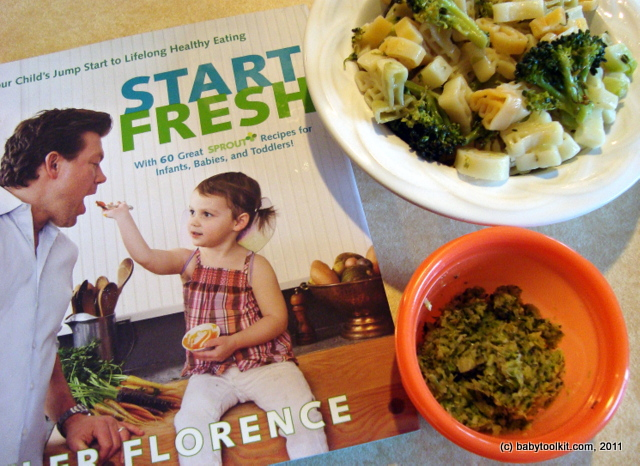 Baby Food Cookbook Tyler Florence