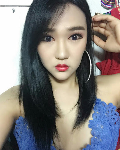 Cha Sevin beautiful transgender kpop korea girls Instagram photo