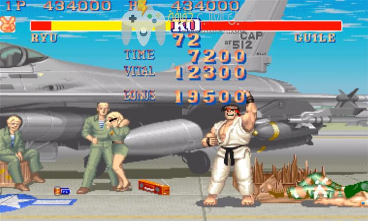 تحميل لعبة قتال الشوارع 2 Street Fighter