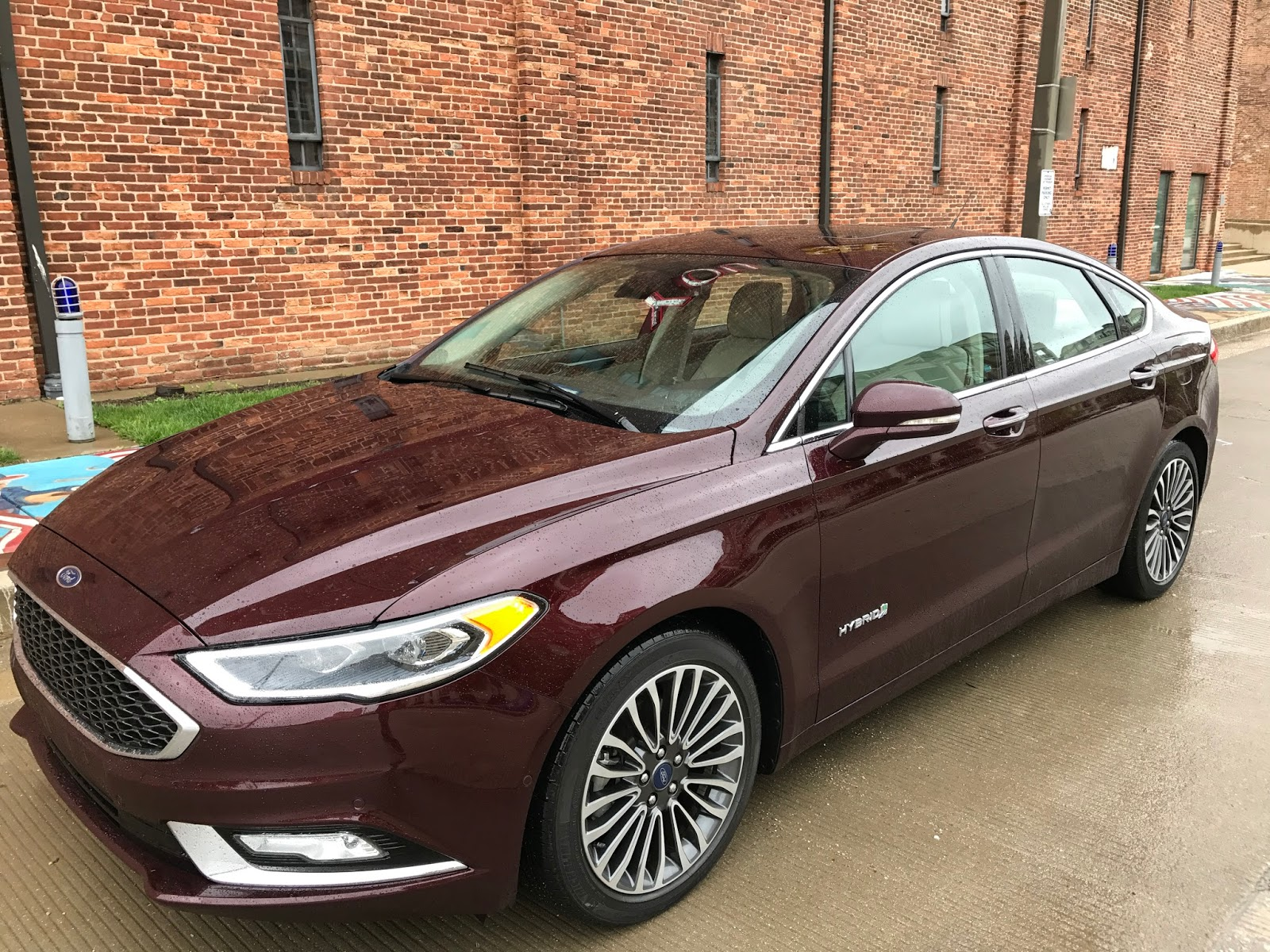 was dc to seat weeks girl platinum so hybrid got drivers the excited i when new review ago fusion yea img in a pretty brand around few ford cruise