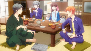 06 - Fruits Basket - 296 votos