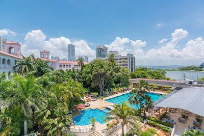 Hotel Caribe, Cartagena de Indias