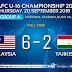 Video Gol & Keputusan Malaysia VS Tajikistan 20/9/2018 (AFC U16)