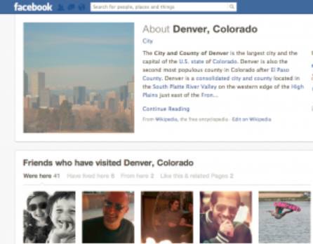 Search for Friends On Facebook by Location | Dagreenwing