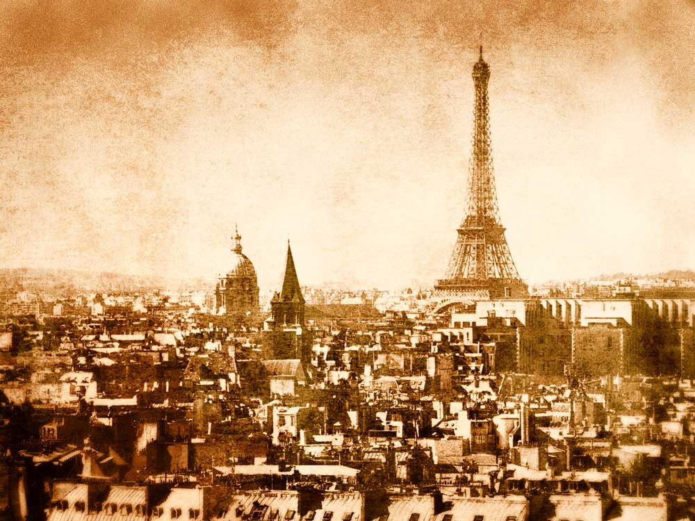 Cartoon Girl Hd Wallpaper Paris Paris Landscape