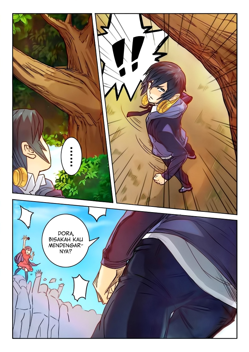 The Last Summoner Chapter 2.3