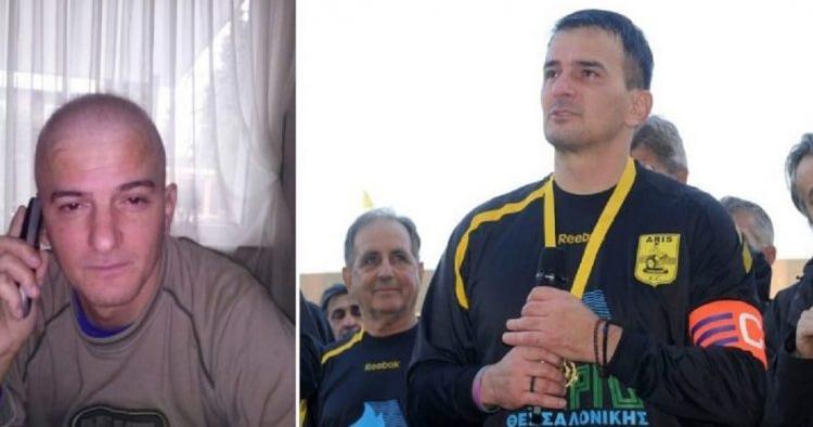 «Π@ύστη καρκίνε σε νίκησα» – Ο μεγάλος μαχητής Νίκος Κυζερίδης έβαλε το γκολ της ζωής του