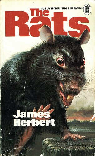 Too Much Horror Fiction The Rats By James Herbert 1974