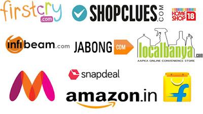 ffa422edc41 New   Top 10 online shopping sites   2019 - Go Taken Pvt. Ltd. - Go ...
