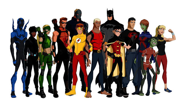 Justiça Jovem DC