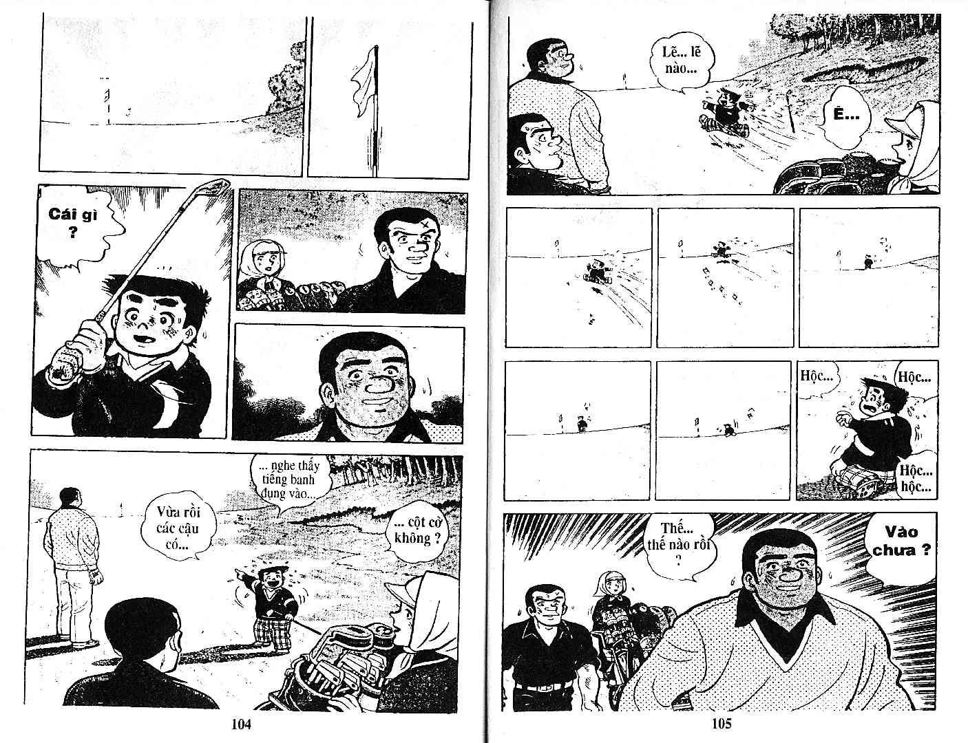 Ashita Tenki ni Naare chapter 28 trang 51