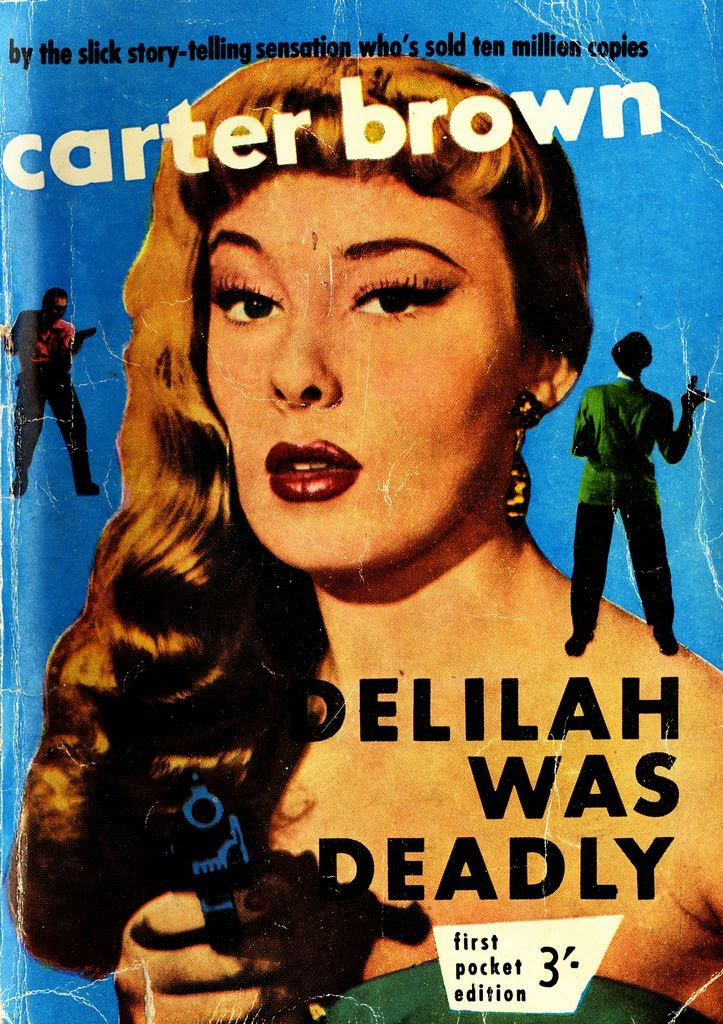 The Nick Carter & Carter Brown Blog: Delilah Was Deadly (II) by ...