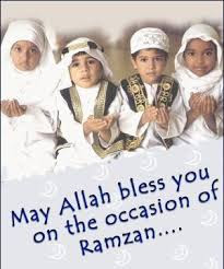 Ramadan Mubarak Wishes Cards: may Allah bless you an the occasion of Ramadan