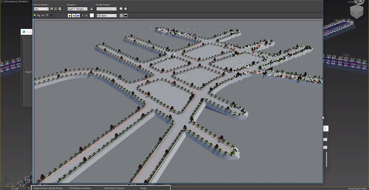 Free 3ds Max Script: Road Creator Lite   Tool of the day - Plugins