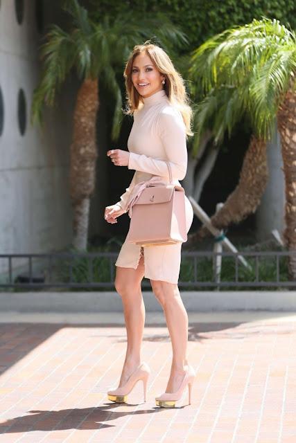 Jennifer Lopez at SAG-AFTRA Foundation Conversation for Shades Of Blue in LA