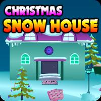 Avmgames Christmas Snow House Escape