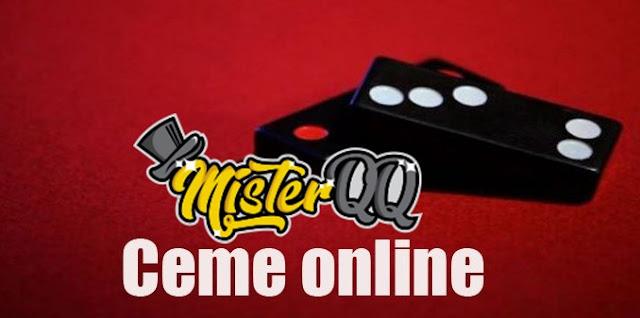 Untung Menjadi Bandar Ceme Online MisterQQ