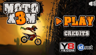 Moto X3M awesome and interactive racing online games free play