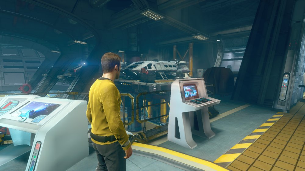the trek collective latest star trek video game images