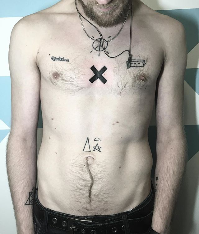 x tattoo