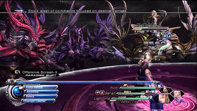 Walkthrough Final Fantasy XIII-2 Bahasa Indonesia [Part 5] Tamat