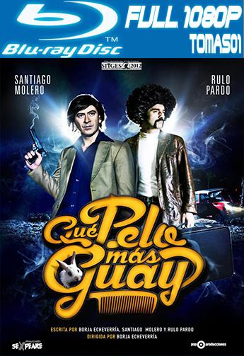 Qué pelo más guay (2012) BDRip m1080p