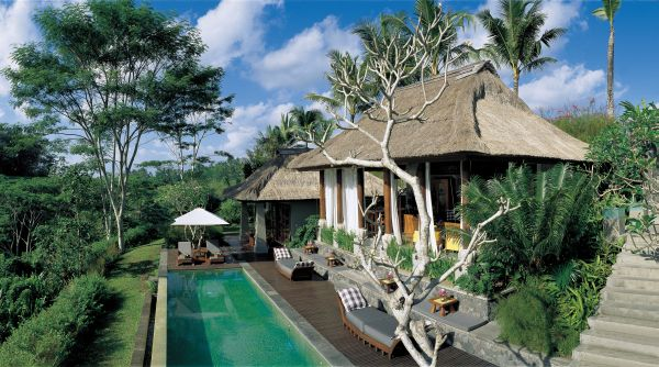 The History of Traditional Architecture Balinese  The Fact Of Indonesia