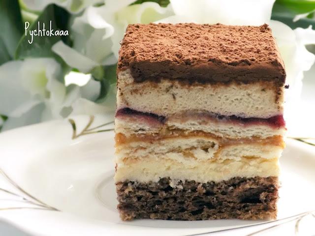 ciasto kremowe kawowe, jak zrobić ciasto kawowe