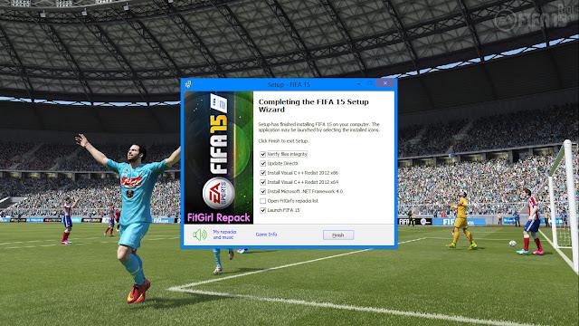ติดตั้ง DirectX สำหรับเกมส์ FIFA 15