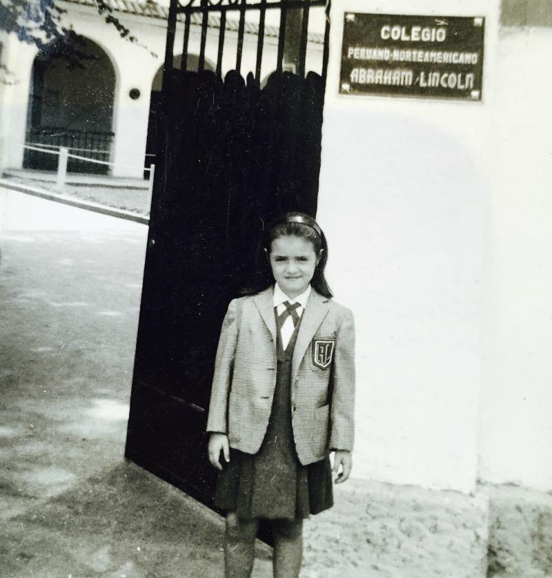 Entrada-del-colegio-antiguo-Abraham-Lincoln-en-Lima